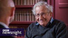 Noam Chomsky: I would vote for Jeremy Corbyn (EXTENDED INTERVIEW) - BBC ...