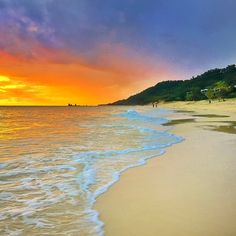 Tangalooma Island Resort, Brisbane, Australia - One of the best ways to end a day at is with sunset on the beach overlooking Moreton Bay! If you look closely you can see the wrecks on the horizon! Lanai Island, Island Beach, Queensland Australia, Australia Travel, Australia 2017, Saint Helena Island, Seasons In The Sun, Beach Photography Poses, Camping Places