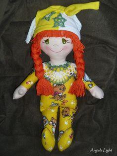 Текстильная кукла Фланелька Даша ручной работы - купить или сделать на заказ. Магазин рукоделия Крафтбург | арт.:6662 Harajuku, Dolls, Create, Patterns, Style, Fashion, Baby Dolls, Block Prints, Swag