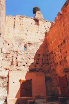 Arabian Adventures - Exploring El Badi Palace Ruins, Morocco in Africa, Marrakesh, Morocco - Travel - Hand Luggage Only