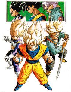 Dragon Ball Z: Imágenes oficiales que quizás nunca viste - Taringa!