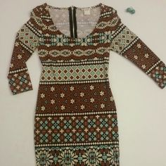 Dress Dress in a good condition.  Very playful! one clothing Dresses