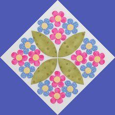 Block 4 fabric