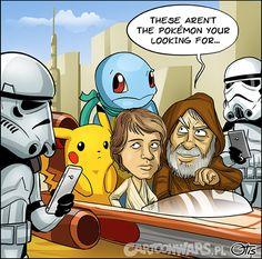 CartoonWars - These aren't... by Otisso.deviantart.com on @DeviantArt