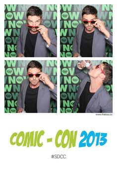 Beauty and the Beast's Jay Ryan & Kristin Kreuk in the CW's Comic-Con Photo Booth! (Photos Courtesy of CBS/CW) Film Su, Vincent Keller, Vincent And Catherine, Jay Ryan, Tola, Kristin Kreuk, I Give Up, Netflix Series, The Cw