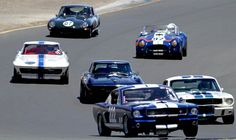 I would take any one of these cars on this track and be overjoyed!