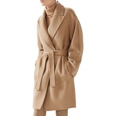Sportmax: Red Wool Coat | Winter Closet. | Pinterest | Red wool ...