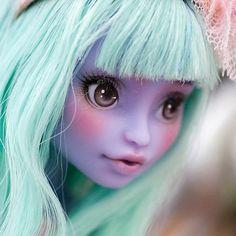 OOAK Monster High Twyla by Andreja (Nicolle's Dreams)