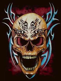 Skull Lace Skull Tattoo, Skull Girl Tattoo, Skull Tattoos, Body Art Tattoos, Skull Pictures, Dark Pictures, Gas Mask Art, Badass Skulls, Dark Souls Art