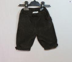 Pantalon velours Boutchou fille 3 mois - Ocaz pour les kids bfd0ab08f32