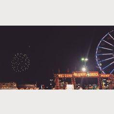 Fair Fries & Ferris Wheel #ohiostatefair