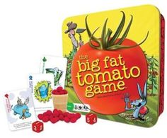 Gamewright® The Big Fat Tomato Game