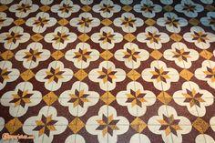antique jordanian traditional hexagonal simple pattern tile - Google Search