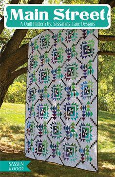 Main Street Quilt Pattern