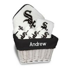 Miami marlins medium basket a 6 items miami marlins at miami marlins medium basket a 6 items miami marlins at personalized gifts for babies and big kids at designs by chad and jake pinterest kid negle Choice Image