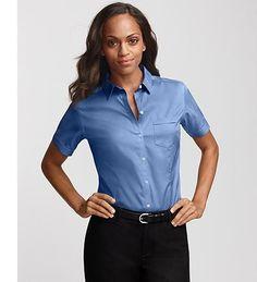 Eddie Bauer Wrinkle-Resistant Short-Sleeve Shirt