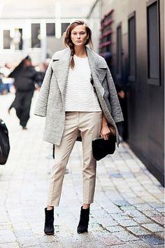 As ankle boots permanecem como modelo em alta no inverno 2016. Confira looks e dicas.