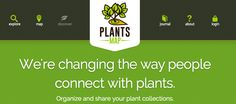 #Plants Map: Changing the way people connection with plants.