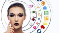 Kobiety zdominowały media społecznościowe