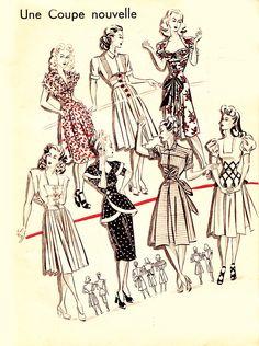 La Mode Chic, June 1946