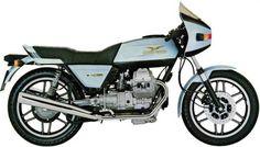 Moto Guzzi V50 Monza #motorcycles