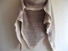 #knitted #shawl