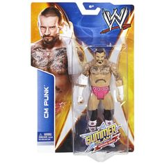 FigureLock.com|summer slam heritage series 2014