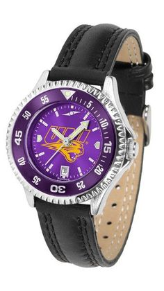 NCAA Northern Iowa Panthers-Competitor Ladies' AnoChrome - Color Bezel