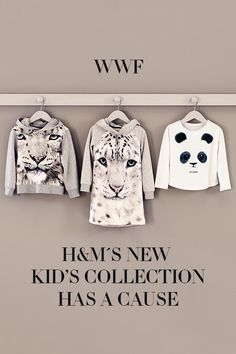 H&M's new kids' collection has a cause. | Read more at H&M Magazine H&m Fashion, Fashion Online, Kids Fashion, My Little Girl, New Kids, Inspired Outfits, Hoodies, Jackson, Sunshine