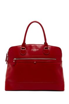 Vendome Leather Bag by Jack Russell on @HauteLook