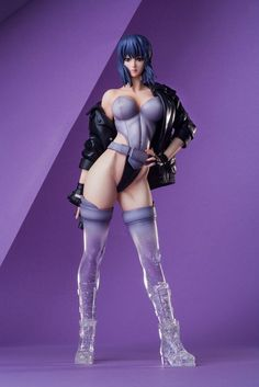 Ghost in the Shell: S.A.C. Motoko Kusanagi EX Hdge Technical Statue No. 6 by Union Creative
