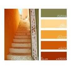 color palettes | color-palette-greecestairs