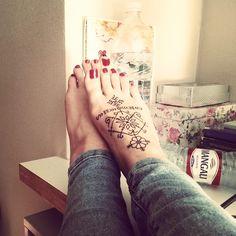 55 latvieši un viņu latviskie tetovējumi. Labas idejas labiem tetovējumiem