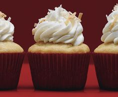 Find the recipe for Vanilla Bean-Coconut Cupcakes with Coconut Frosting and other coconut recipes at Epicurious.com