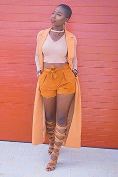 Afro Art Series By CreativeSoul Photography – Fashion Outfits Fashion Killa, Look Fashion, Fashion Outfits, Womens Fashion, Fashion Trends, Summer Outfits, Cute Outfits, Black Power, Mode Style