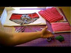 DIY Fashion - How to Make Ruffle Butt Underwear part 1