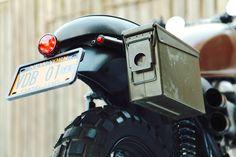 VDBMoto Triumph Scrambler B