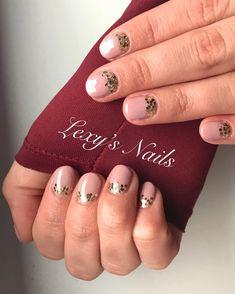 Nails, glitter nails