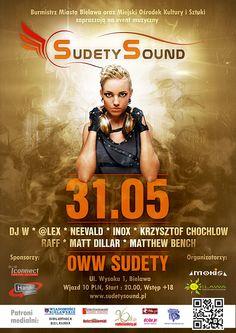 Sudety Sound 2013 - Poster