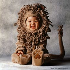 """June : Tom Arma, """"The most published baby photographer in the world. Baby Fairy Costume, Baby Halloween Costumes Newborn, Halloween Bebes, Lion King Party, Surreal Photos, Photographing Babies, Spirit Animal, Cute Kids, Baby Photographer"""