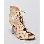 Joie Open Toe Sandals - Remy Gladiator High Heel