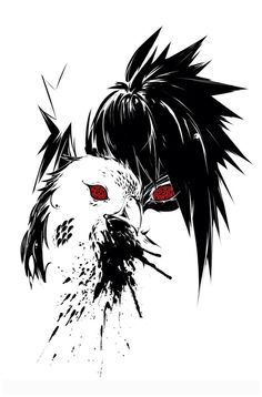 Sasuke Uchiha Sharingan Naruto