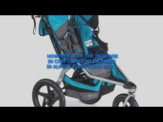 Check Out **Best Jogging Stroller** - Is The BOB Revolution Flex Stroller The Best Jogging Stroller?