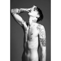 *googles punk undercut* ❤ liked on Polyvore featuring pictures