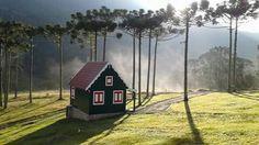 Belezas de Urubici-SC. O inverno promete imagens inesquecíveis na Serra do Rio do Corvo