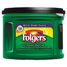 Folgers Coffee Ground Classic Decaffeinated Packages 22.6 OZ (Pack of 12) >>> Continue with the details at the image link. #GroundCoffee Folgers Coffee, Decaf Coffee, Coffee Cafe, Iced Coffee, Procter And Gamble, E Cigarette, Making Cold Brew Coffee, Taste Made, Coffee Health Benefits