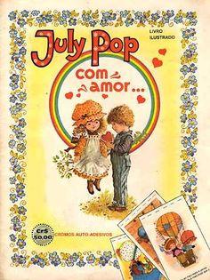 Capa do álbum Julie Pop - Com Amor