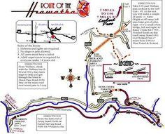 Route of the Hiawatha--fantastic Rails-to-Trails project you just have to ride. | VisitIdaho.org | #hiawatha #routeofthehiawatha #northIdaho #coeurdalene #idaho