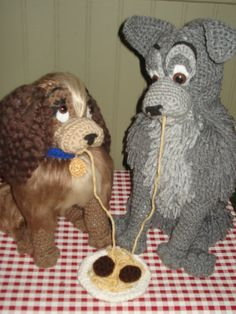 Lady and the Tramp ~ Love it!!!!!