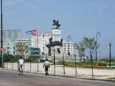 Monumento y parque Maceo, Cuba, La Habana, fotos de Monumento y parque Maceo en Turismo en Fotos